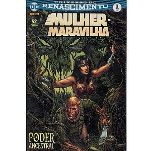 Mulher Maravilha Renascimento - Poder Ancestral - Vol. 3