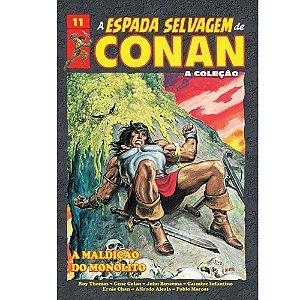 A Espada Selvagem de Conan - Volume 11