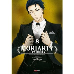 Moriarty: O Patriota - Volume 08