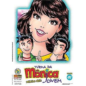 Turma da Mônica Jovem - 1ª Série - Volume 41