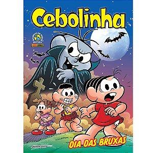 Cebolinha - Dia das Bruxas