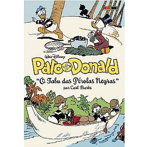 Pato Donald: O Tabu Das Pérolas Negras - Vol. 6