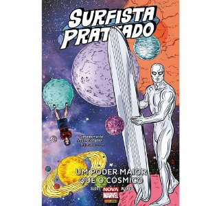 Surfista Prateado - Volume 5