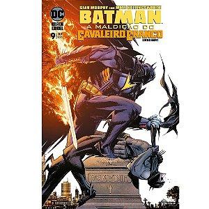 Batman: A Maldição Do Cavaleiro Branco - Volume 09