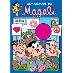 Almanaque Da Magali - Volume 83