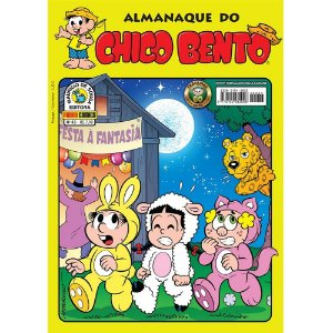 Almanaque do Chico Bento - Edição 83