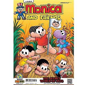 Monica and Friends - Edição 66