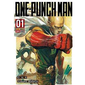One-Punch Man - Edição 01