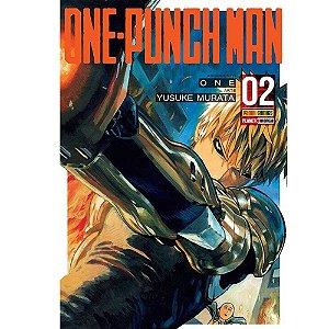 One-Punch Man - Edição 02