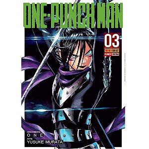 One-Punch Man - Edição 03