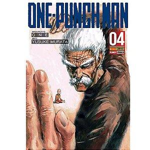 One Punch Man - Edição 04