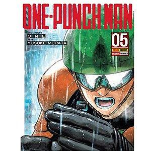 One-Punch Man - Edição 05