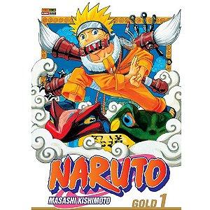 Naruto Gold - Edição 01