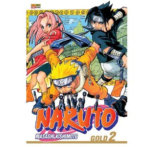 Naruto Gold - Edição 02