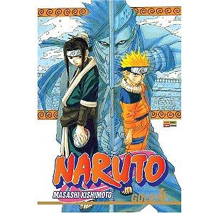 Naruto Gold - Edição 04