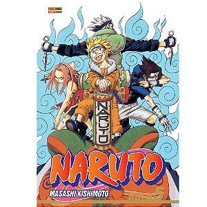 Naruto Gold - Edição 05