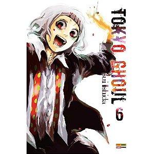 Tokyo Ghoul - Edição 06