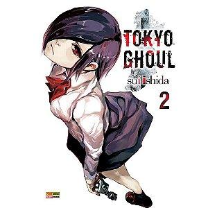 Tokyo Ghoul - Edição 02