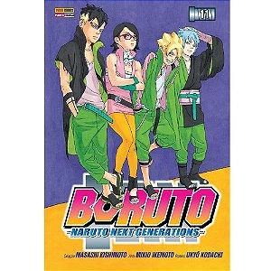 Boruto - Volume 11