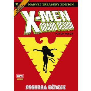 X-Men Grand Design - Volume 2: Segunda Gênese