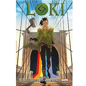 Loki: O Deus Que Caiu Na Terra