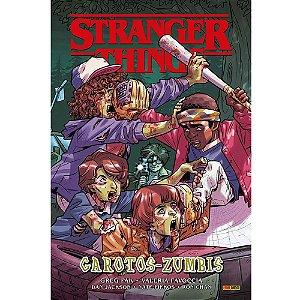 Stranger Things: Garotos Zumbis