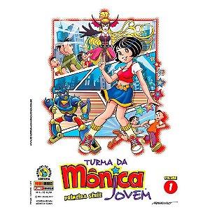 Turma da Mônica Jovem - 1ª Série - Volume 1