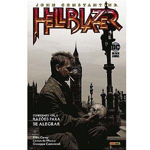 John Constantine, Hellblazer: Condenado - Volume 05