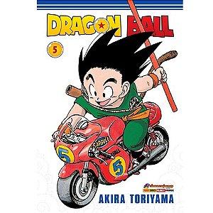 Dragon Ball - Edição 05