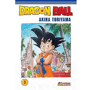Dragon Ball - Edição 03