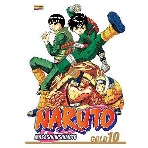 Naruto Gold - Edição 10