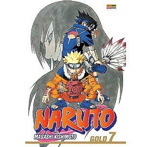Naruto Gold - Edição 07