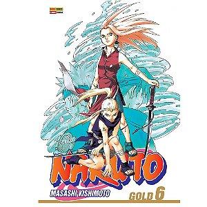 Naruto Gold - Edição 06