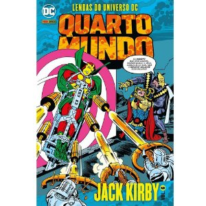 Lendas do Universo DC:  Quarto Mundo - Volume 06