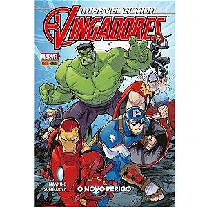 Vingadores - Volume 01