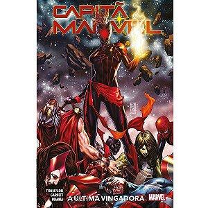 Capitã Marvel - Volume 03