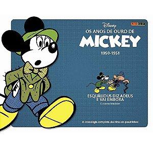 Os Anos De Ouro De Mickey - Volume 05