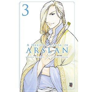 A Heroica Lenda de Arslan - Volume 03