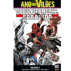 Capuz Vermelho: Foragido - Volume 03