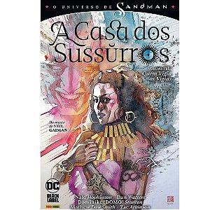 O Universo de Sandman: A Casa dos Sussuros - Volume 3