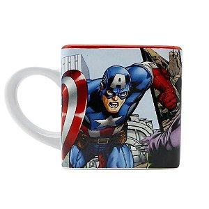 Caneca Cubo Avengers 300ML