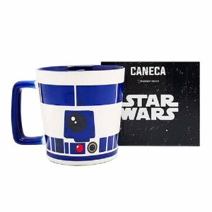 Caneca Buck 400ML: Star Wars