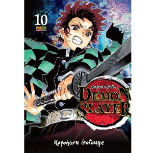 Kimetsu no Yaiba: Demon Slayer - Volume 10