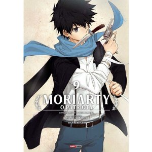 Moriarty: O Patriota - Volume 09