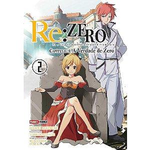 Re: Zero Capitulo 3 - Volume 02