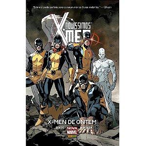 Novissimos X-Men: X-Men ontem