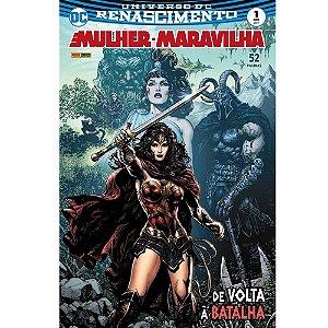 Mulher-Maravilha: Renascimento - Volume 1