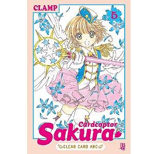 Cardcaptor Sakura Clear Card Arc - Volume 05