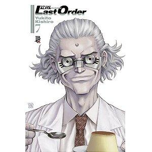 Battle Angel Alita: Last Order - Volume 07