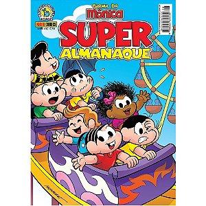 Superalmanaque da Turma da Mônica - Edição 08